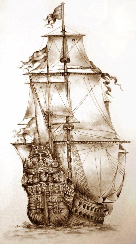 Пиратская тематика картинки для выжигания