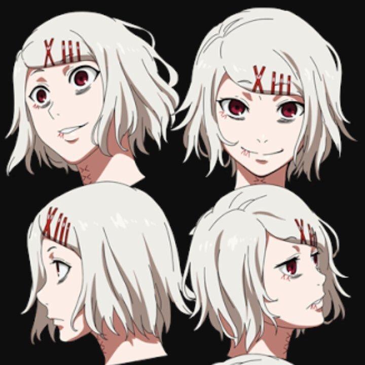 персонажи токийский гуль выбором