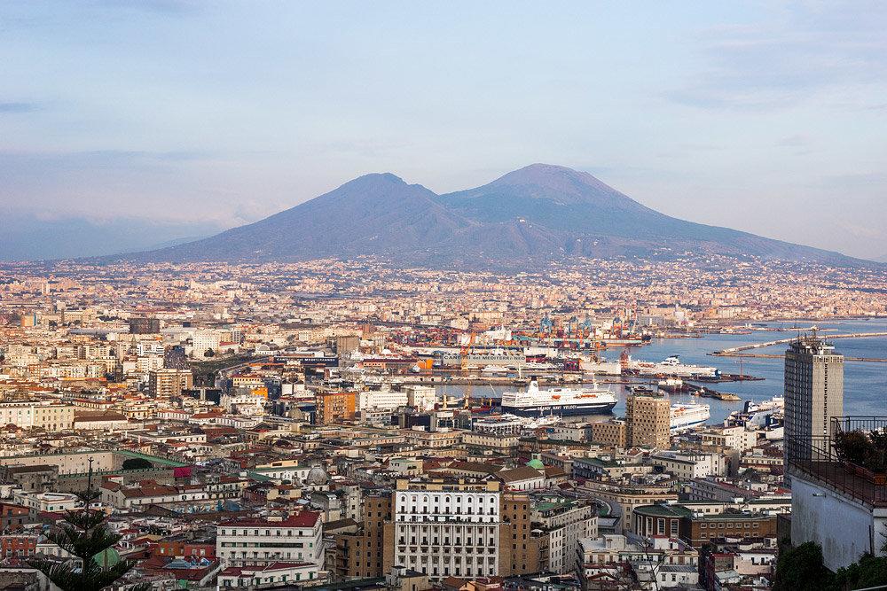 Неаполь картинки города, днем