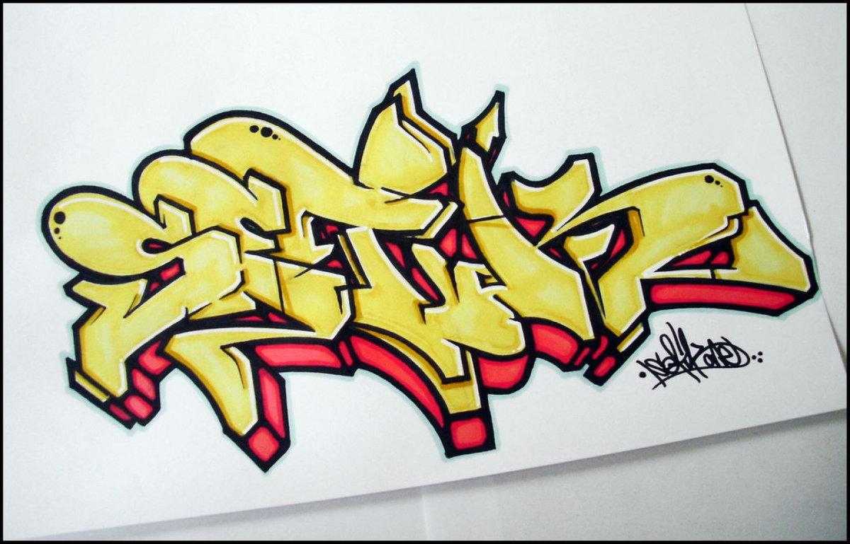 Граффити рисунки картинки