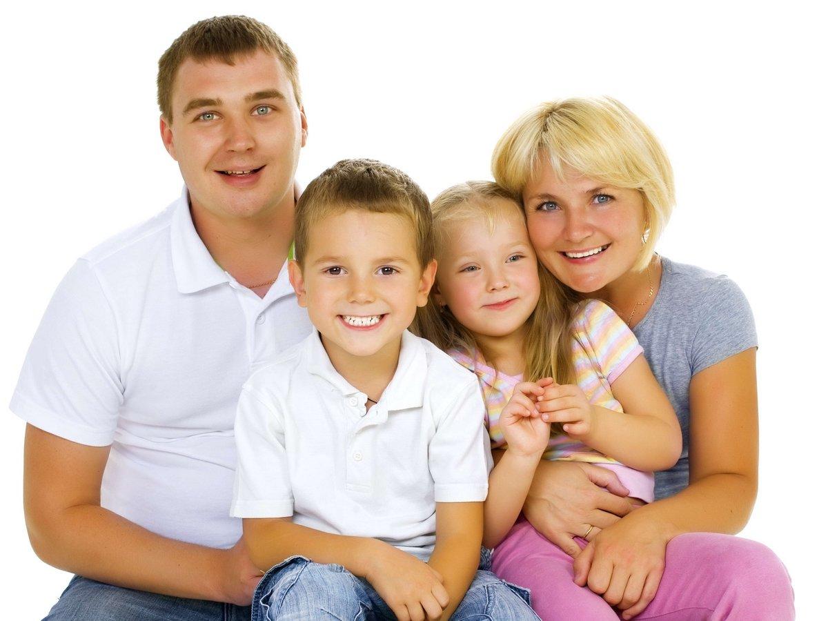 Днем, счастливая семья картинки для детей