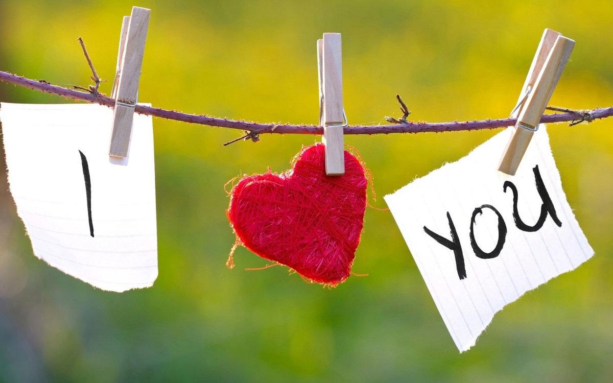 Романтичные открытки с надписями
