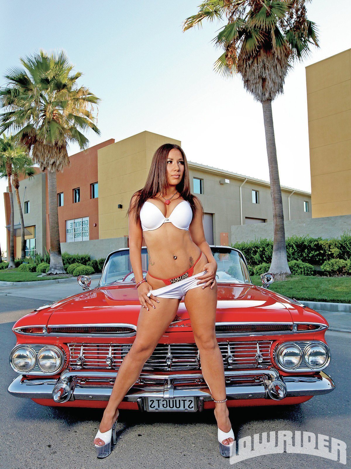 Lowrider girls images black