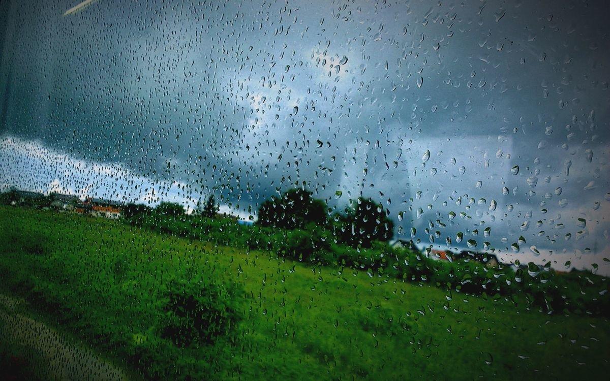 Самая красивые картинки дождя