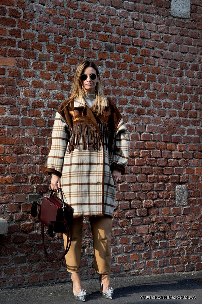 0eeba596a6c ... В самом разгаре Неделя моды в Милане осень-зима 2018-2019