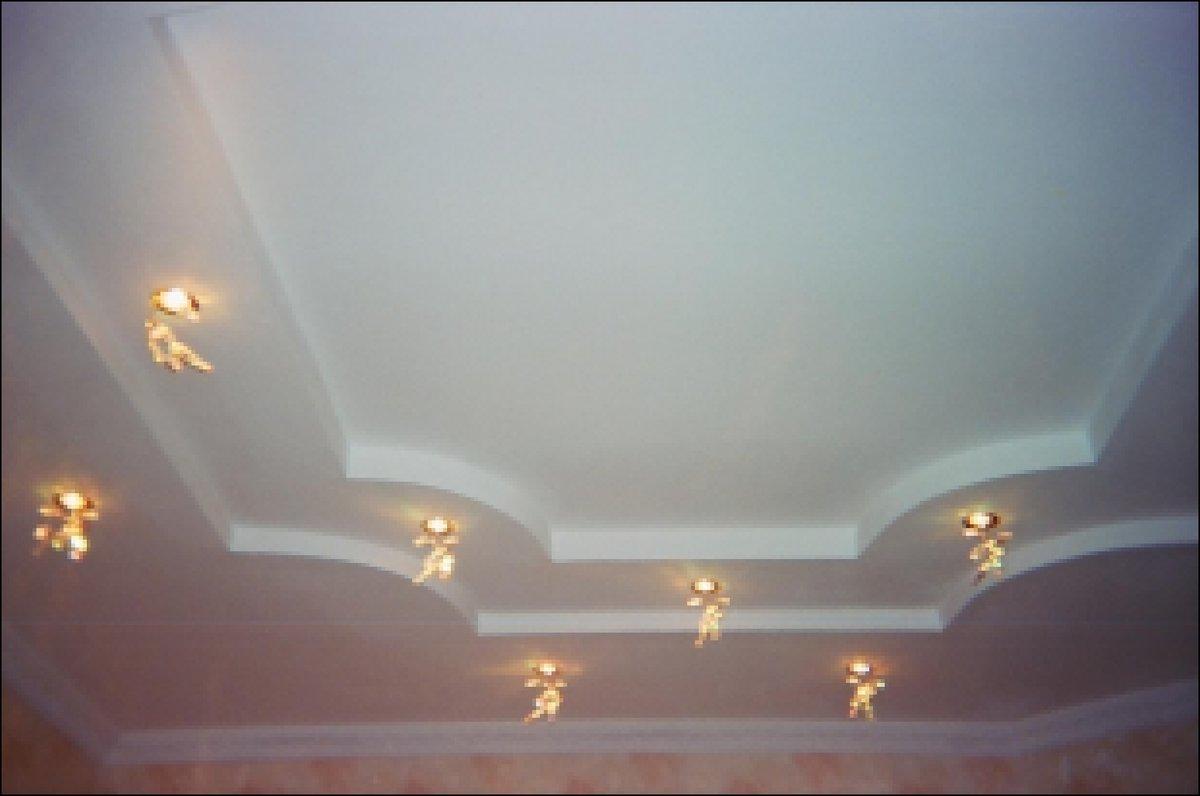 Смотреть Красивые потолки из гипсокартона видео