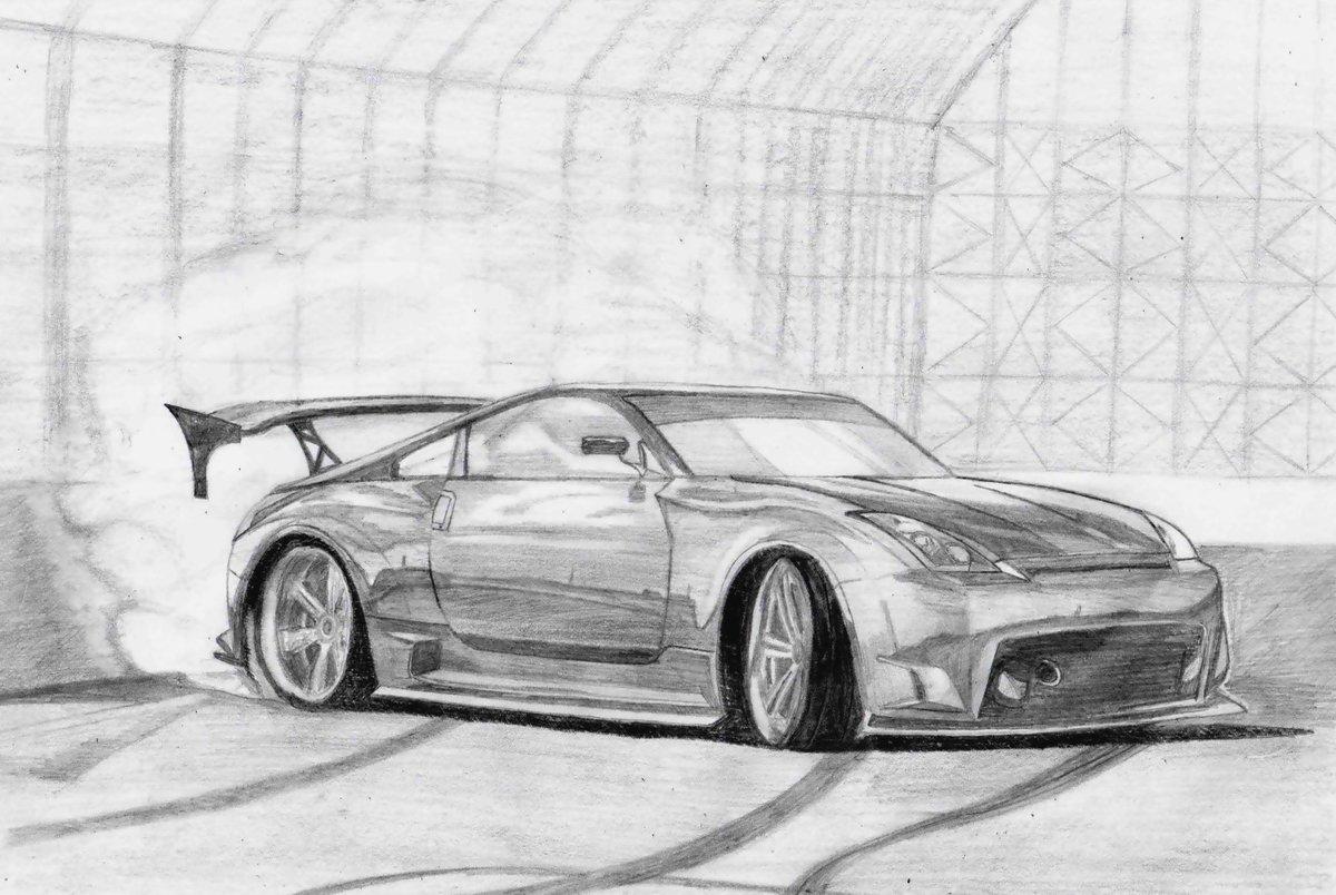 Крутые рисунки карандашом как нарисовать