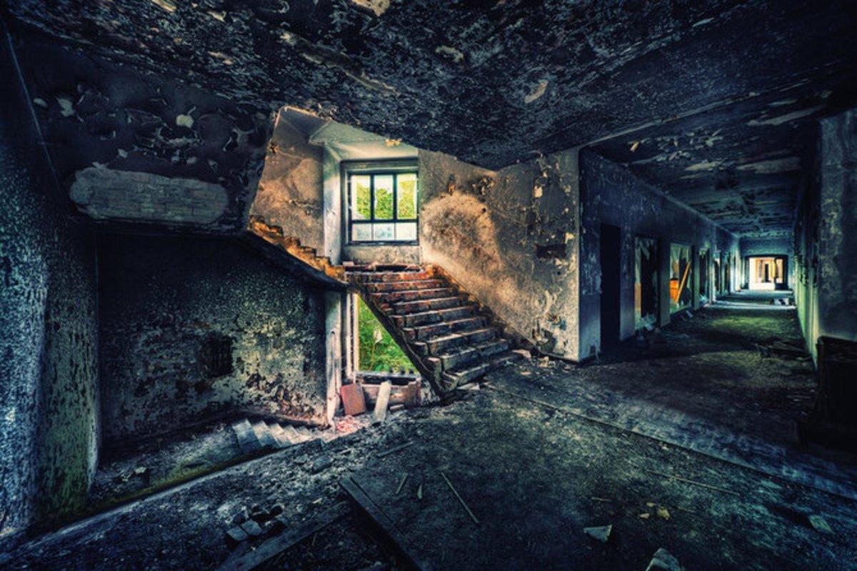 руки, заброшенные дома москва фото неоднократно писали, что