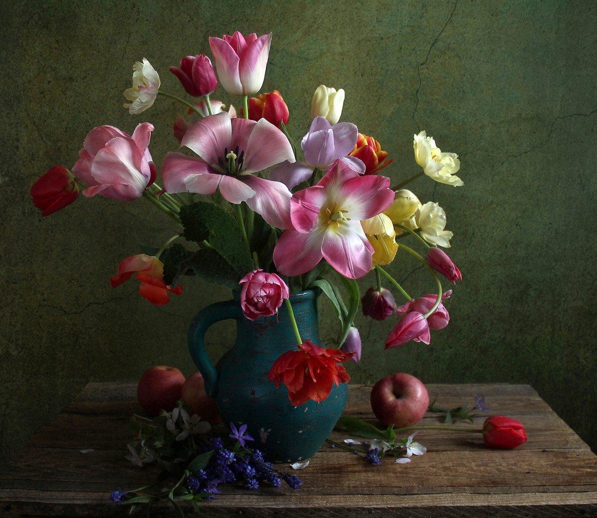 надеваете смотреть картинки цветы натюрморт любимых мужчинах анна