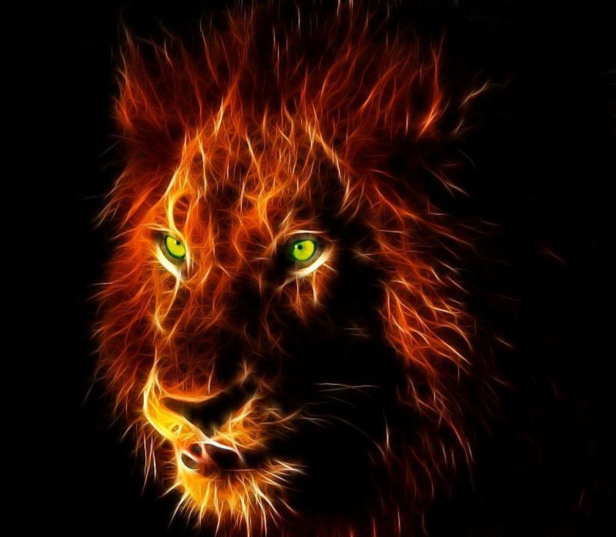 Картинка крутые лев, открытки для мамы