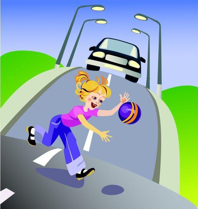 Картинки тема дети на дороге