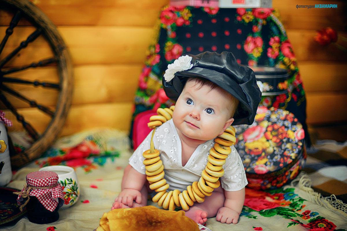 Русский младенец картинки