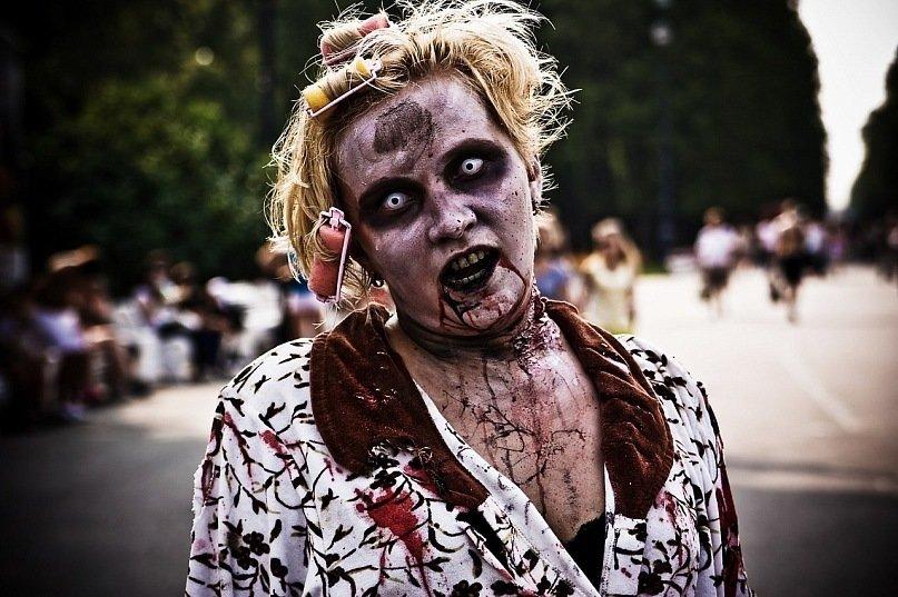 является картинки как выглядят настоящие зомби конечно