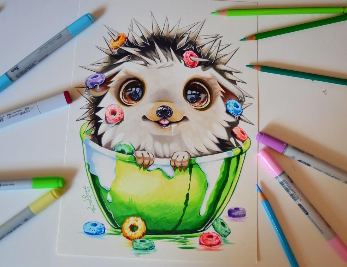 Прикольные идеи для рисунков
