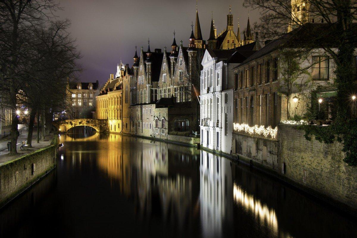 создания эффекта города европы в картинках впечатление