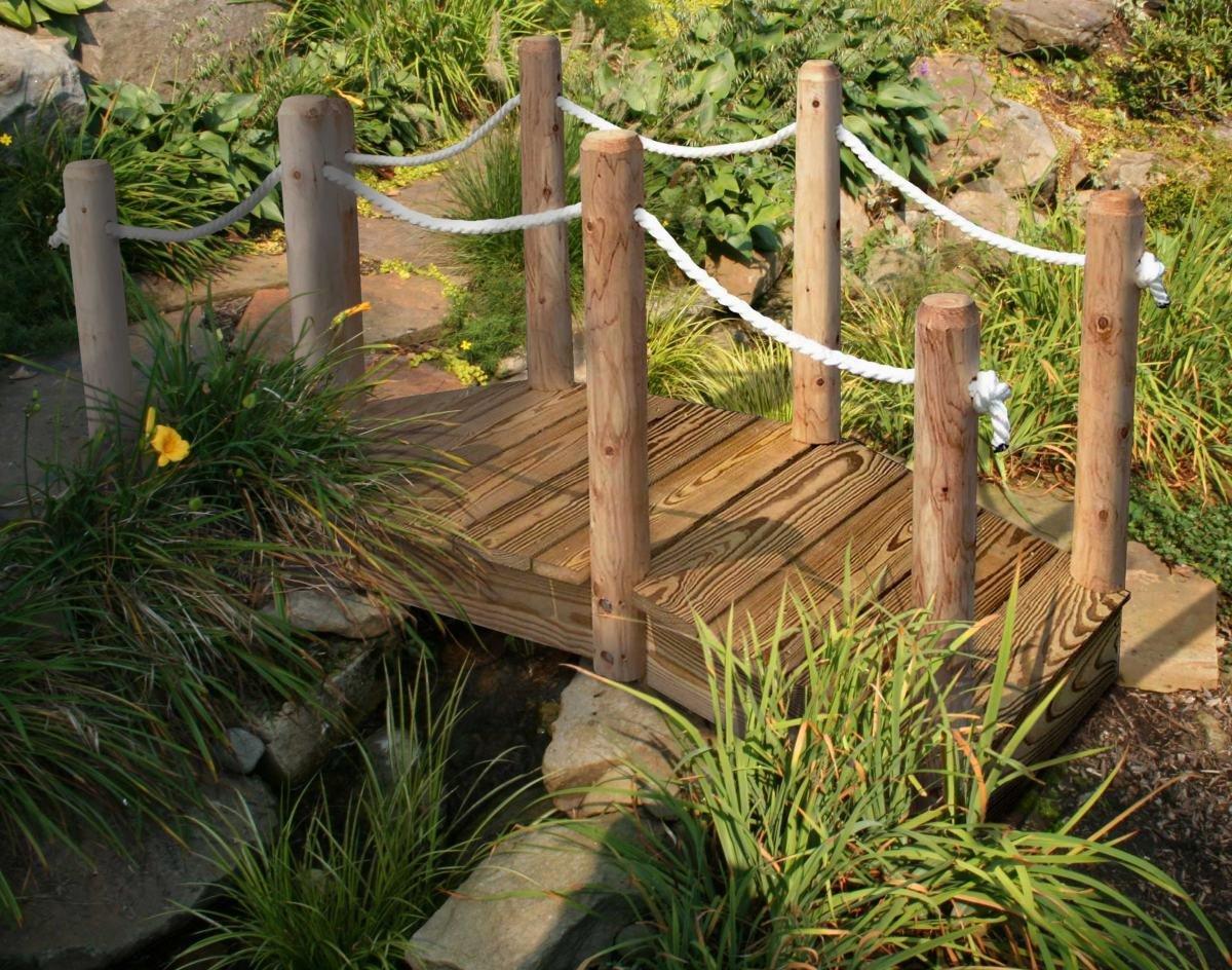 декоративный мостик своими руками фото пошагово в имени рассказчика