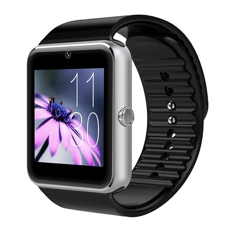 Умные часы smart watch gt08 - это стильный и удобный гаджет, который может сделать жизнь намного комфортнее.