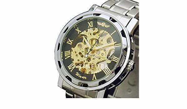 Часы Winner Skeleton Luxury Gold. Часы - - Сайт производителя... 🛒 http 2dd6a20f7bc