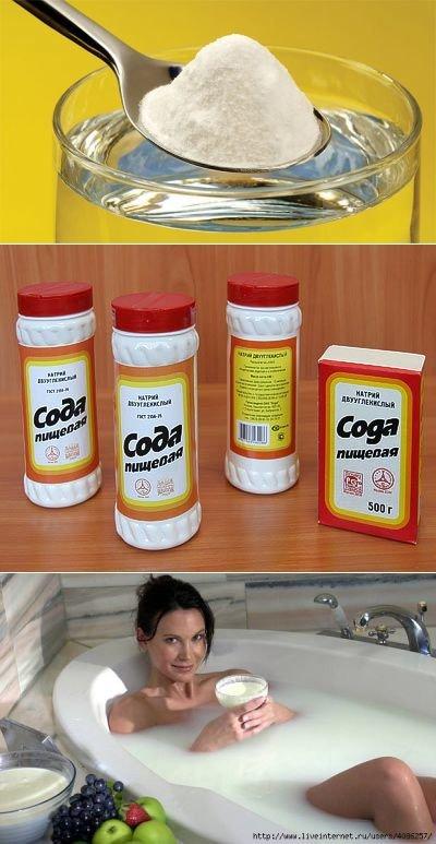 Сода И Ванны Похудение. Рецепты применения ванны с содой для похудения в домашних условиях