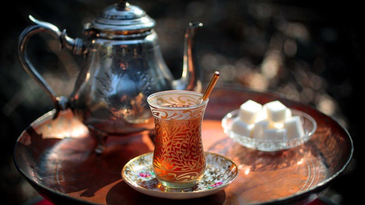 Картинка чаепития