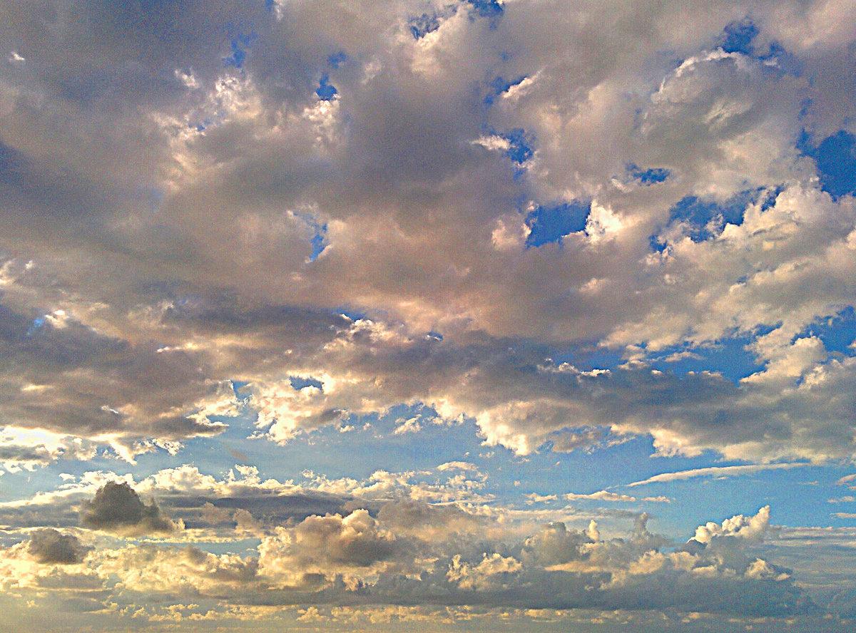 Облака плывут по небу картинки