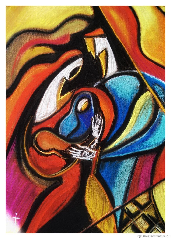 Картинки абстракция пастель