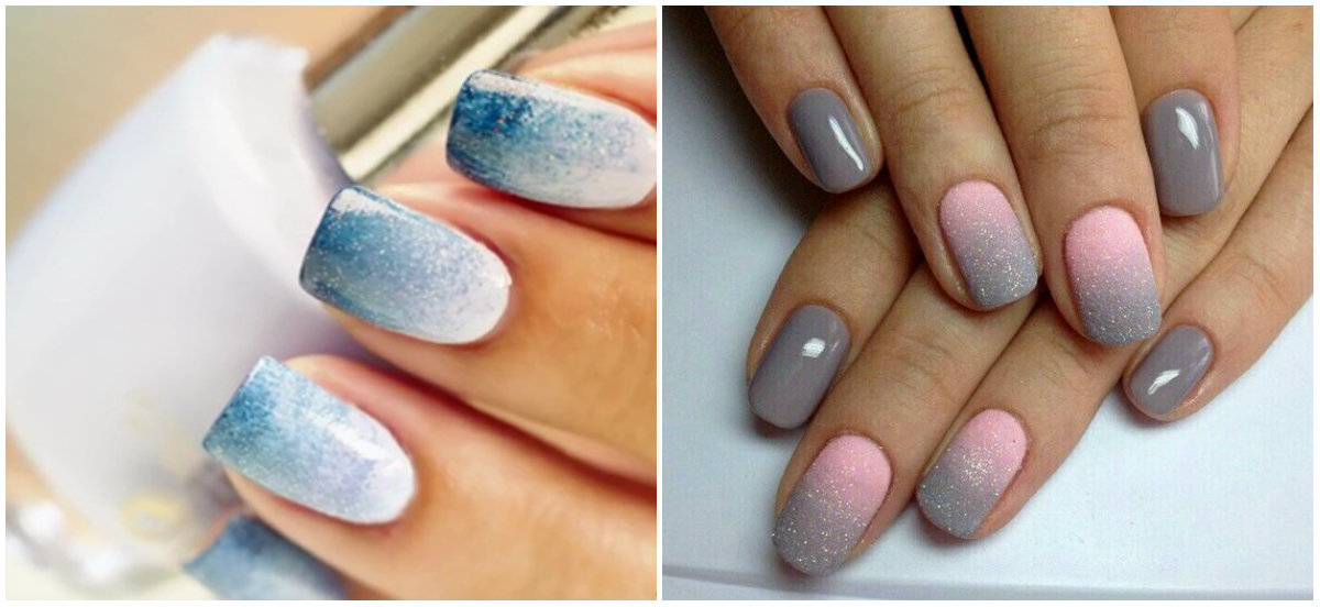 Ombre Nails 2019 Comes Up With Unique Solutions Of Nail Design With
