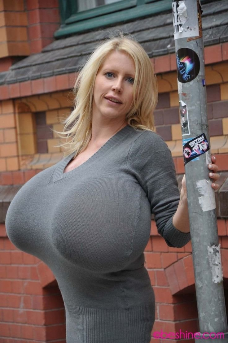 ябанда огромные женские соски да, да