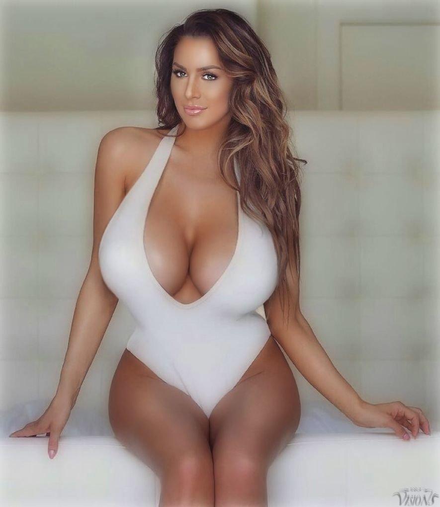 Ukraine biggest breasts