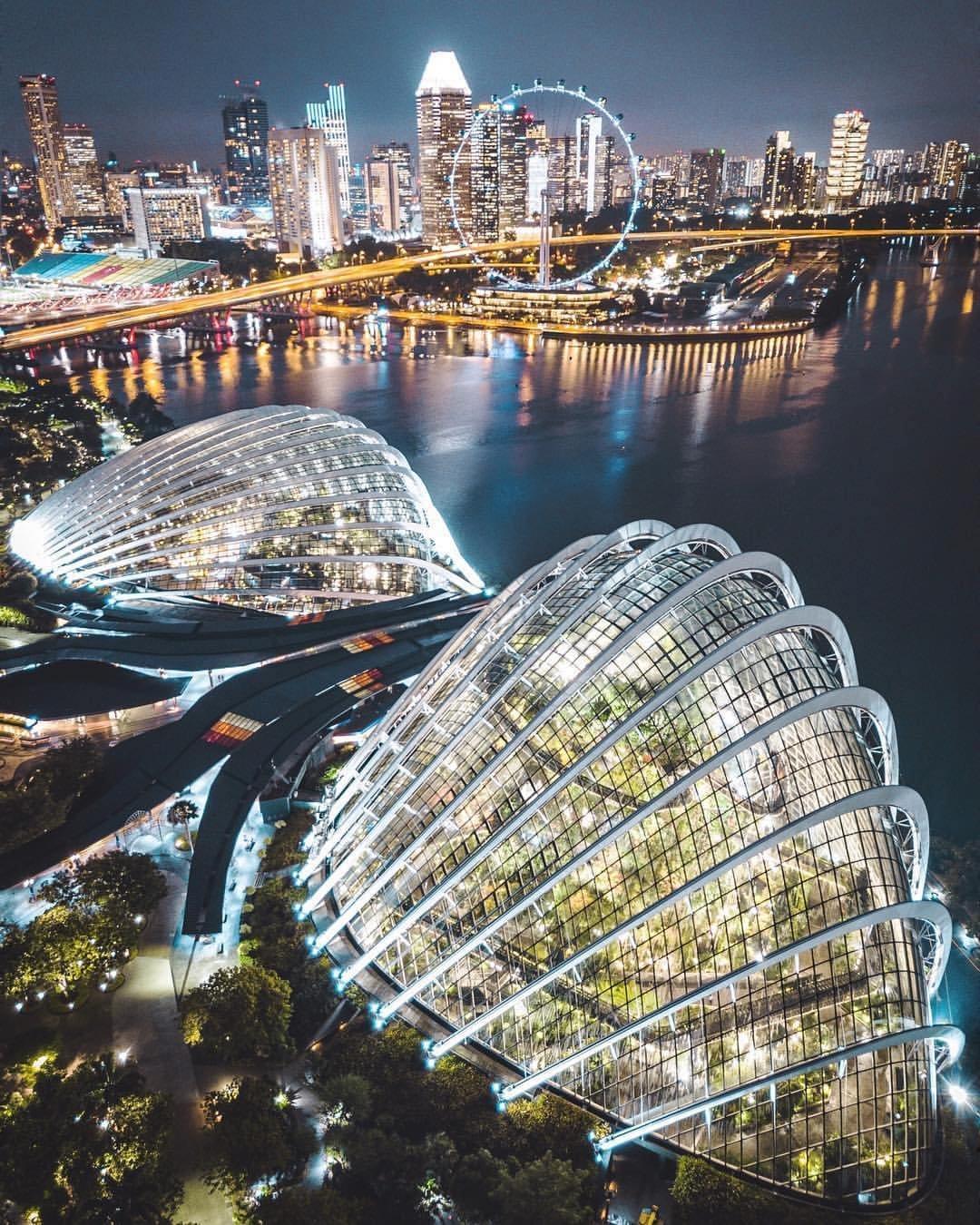 Сингапур город фото