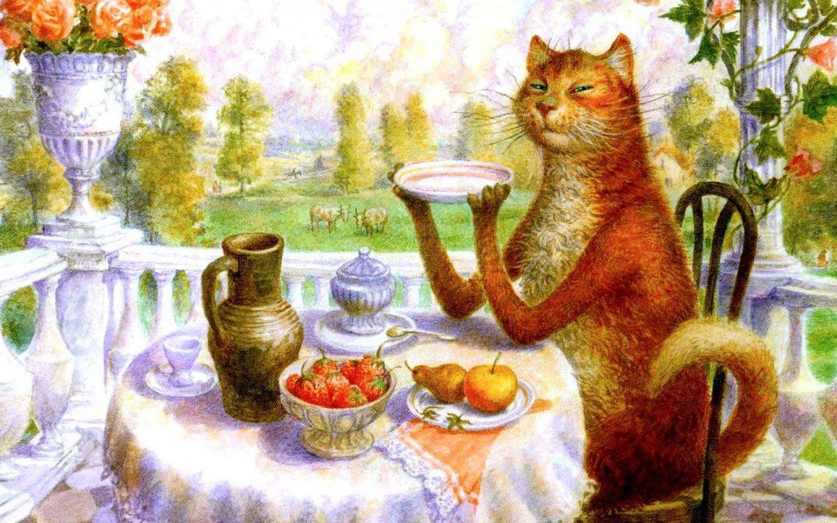День, открытки питерские коты владимира румянцева