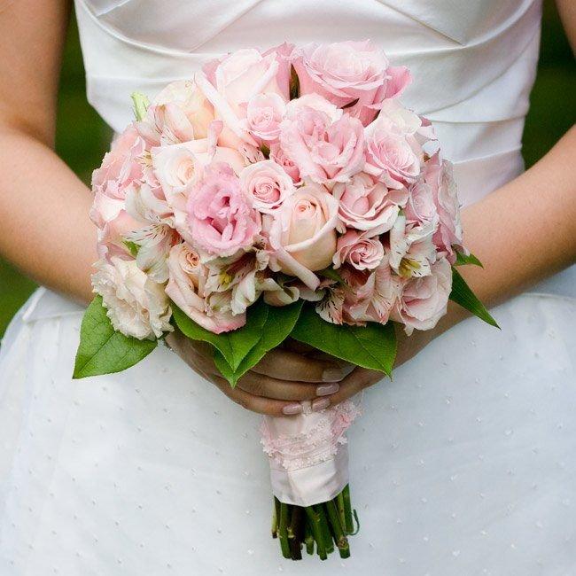 Нужные цветов в букете невесты значение, национальном стиле