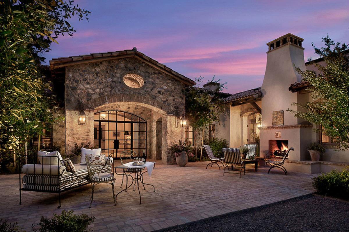 Дома в итальянском стиле проекты фото