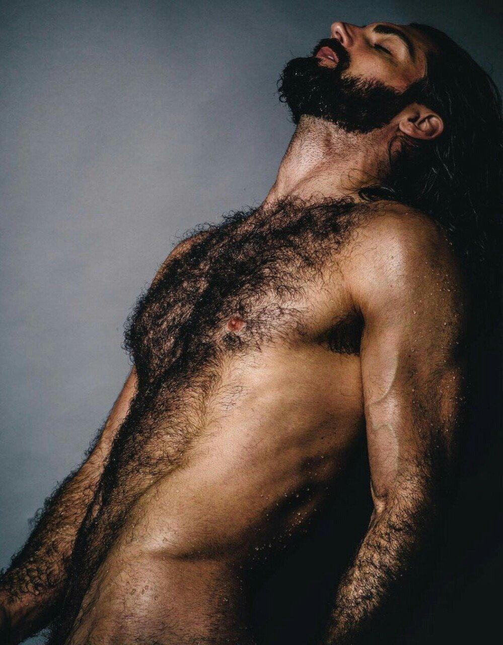 волосатая женщина мужик - 10