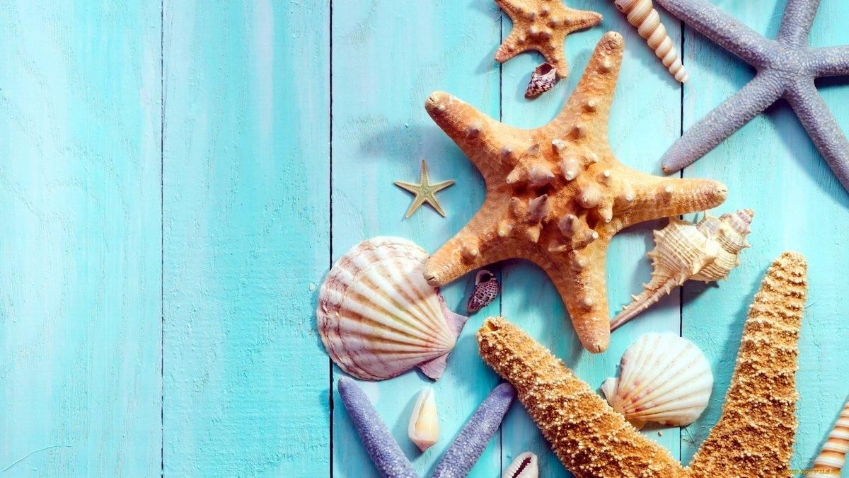 Картинка с морской тематикой