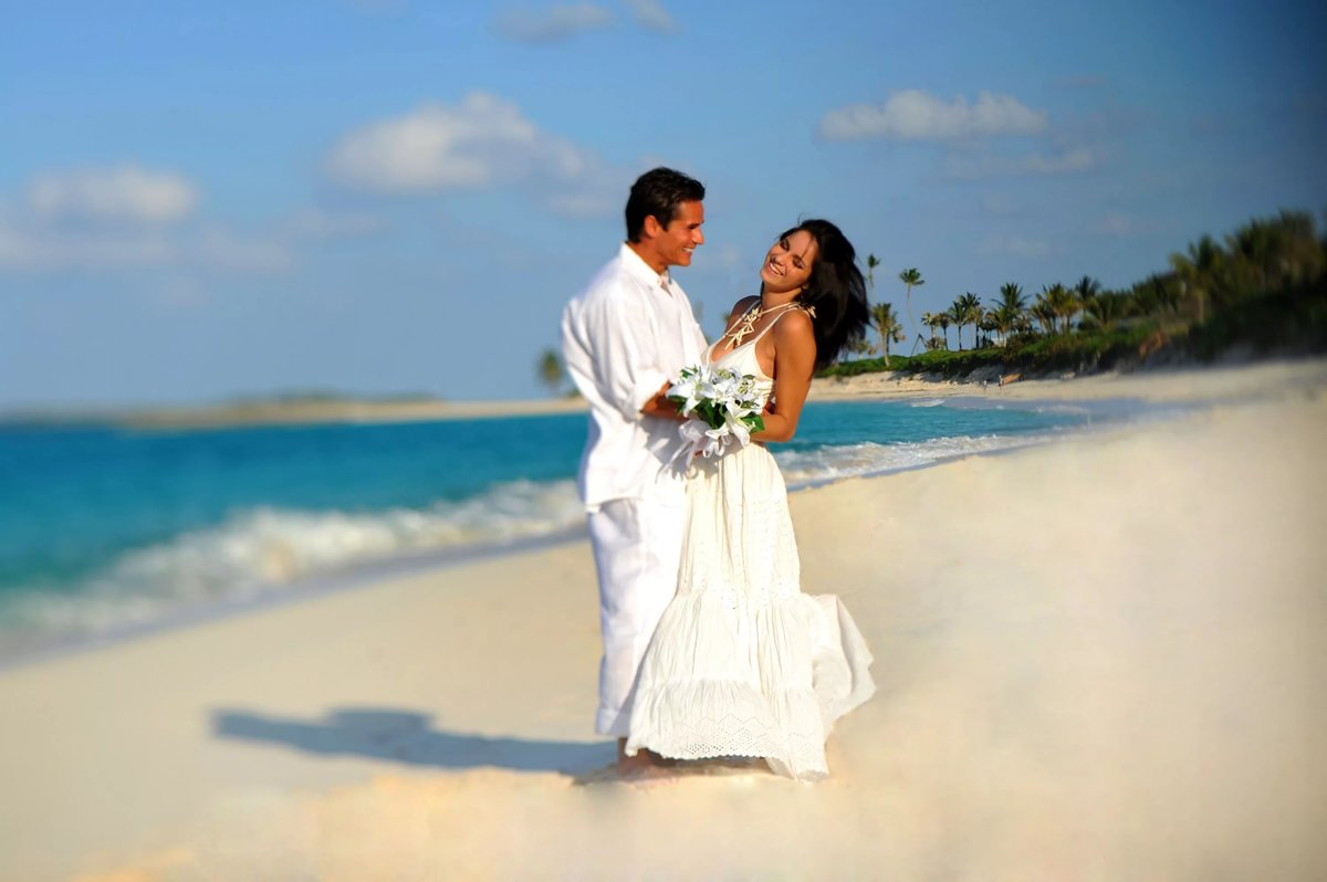 картинки для карты желаний свадьба на берегу способны