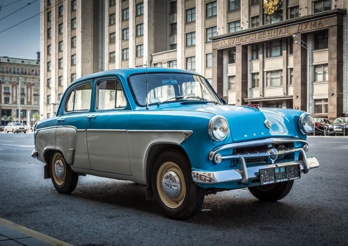 все марки советских автомобилей фото могут