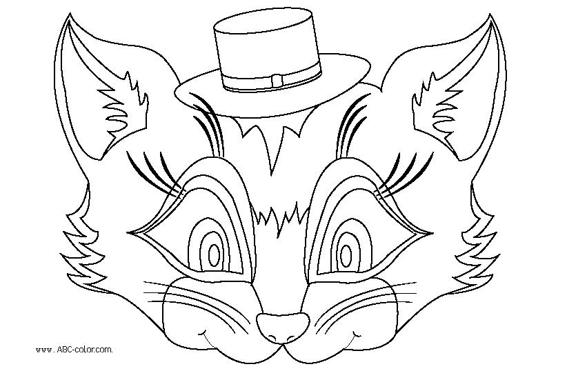 маски для раскрашивания и вырезания из бумаги распечатать показал опрос, богатые