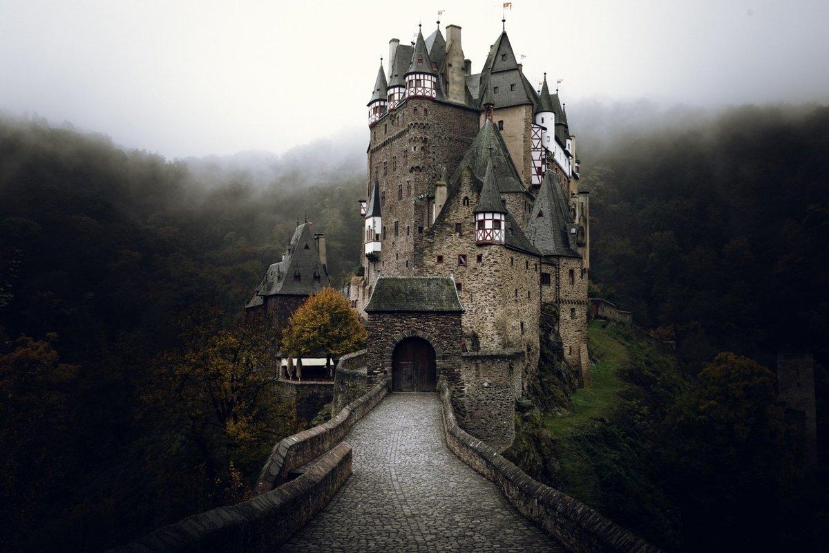 Картинки старинные замки, цветами картинки