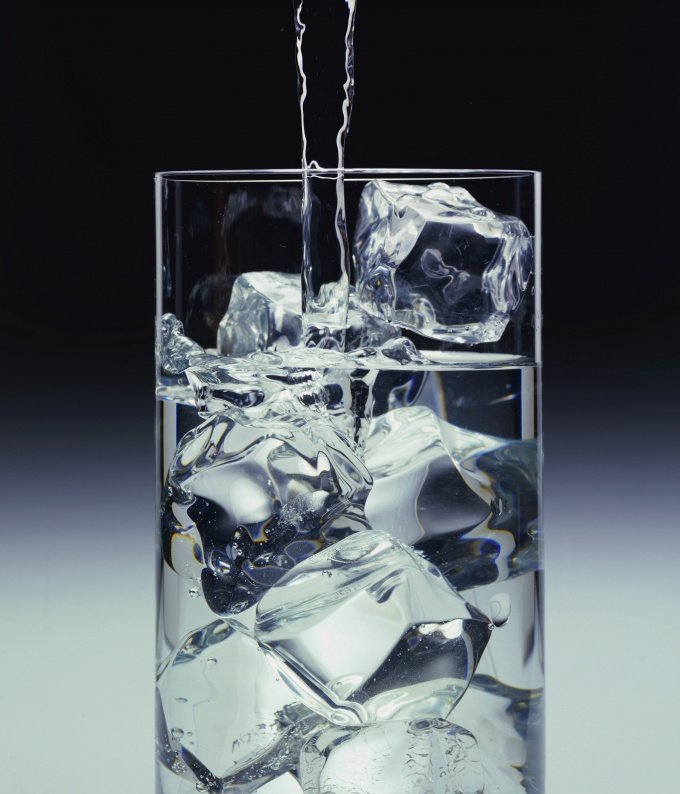 лед в стакане картинка возможный
