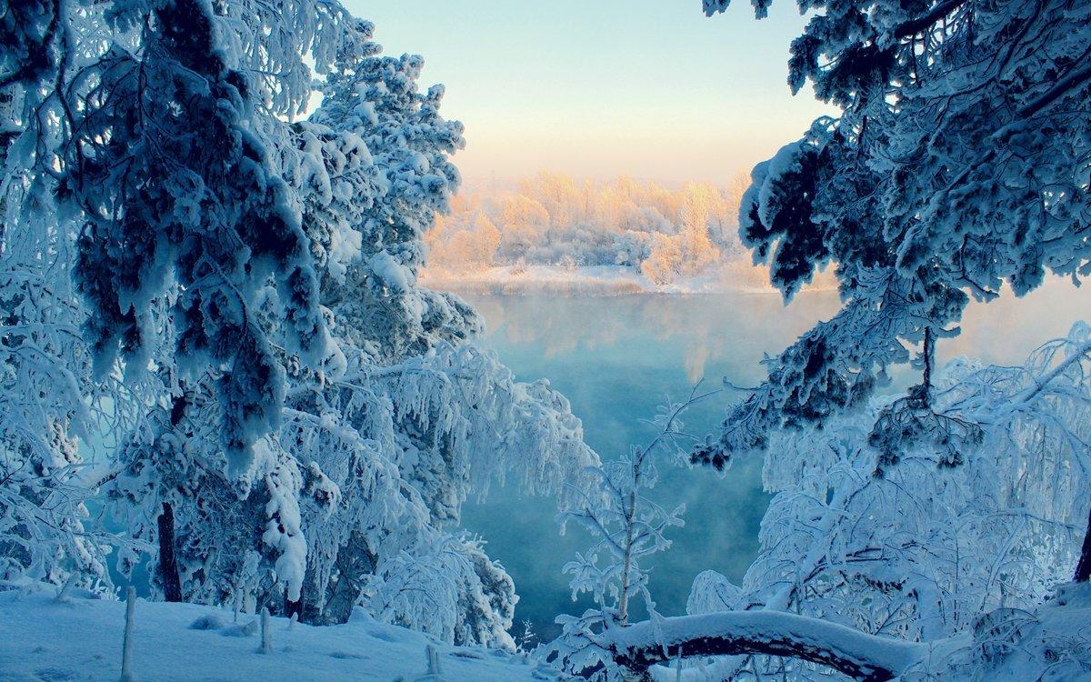 Красивая зима картинки высокого качества, для папы