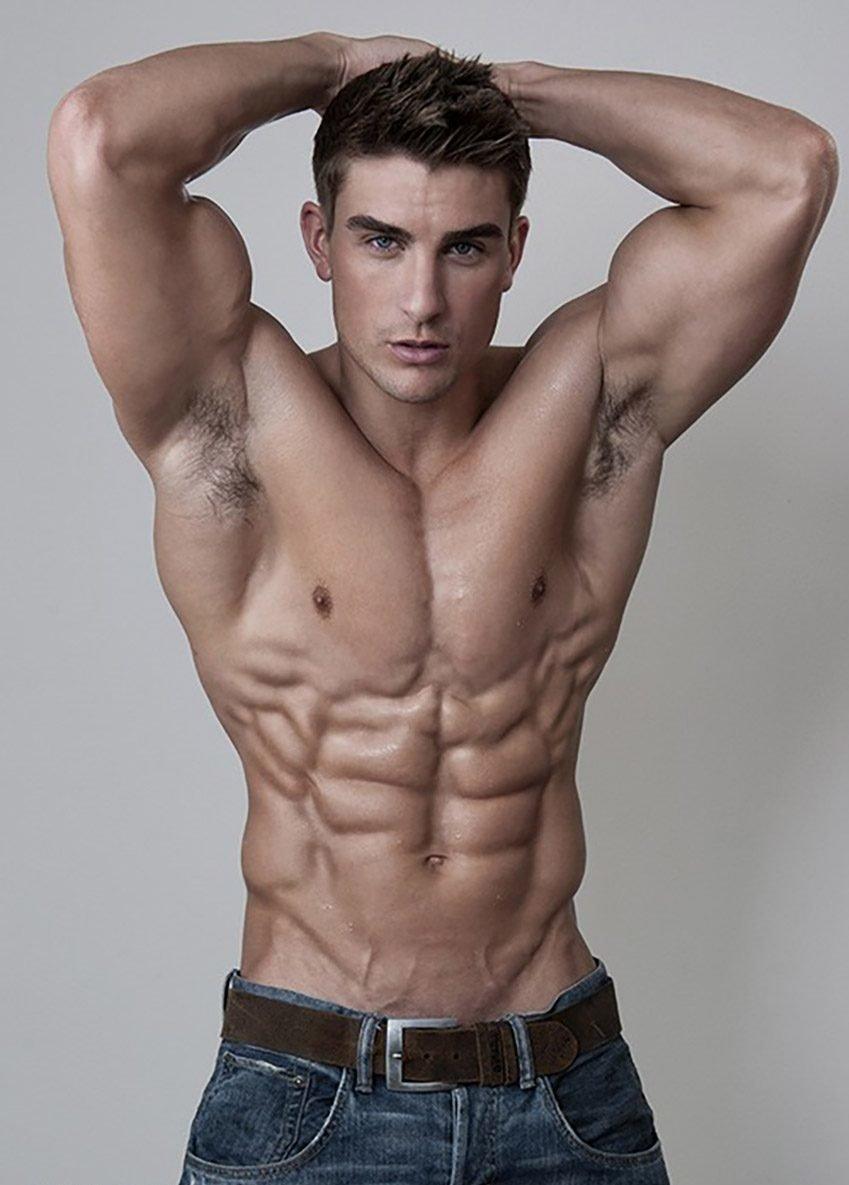 романтикой, самые красивые тела молодых парней алекса