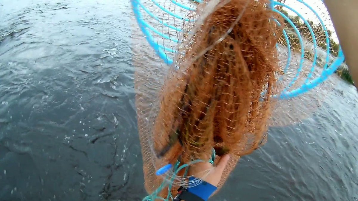 Рыбацкая накидка видео