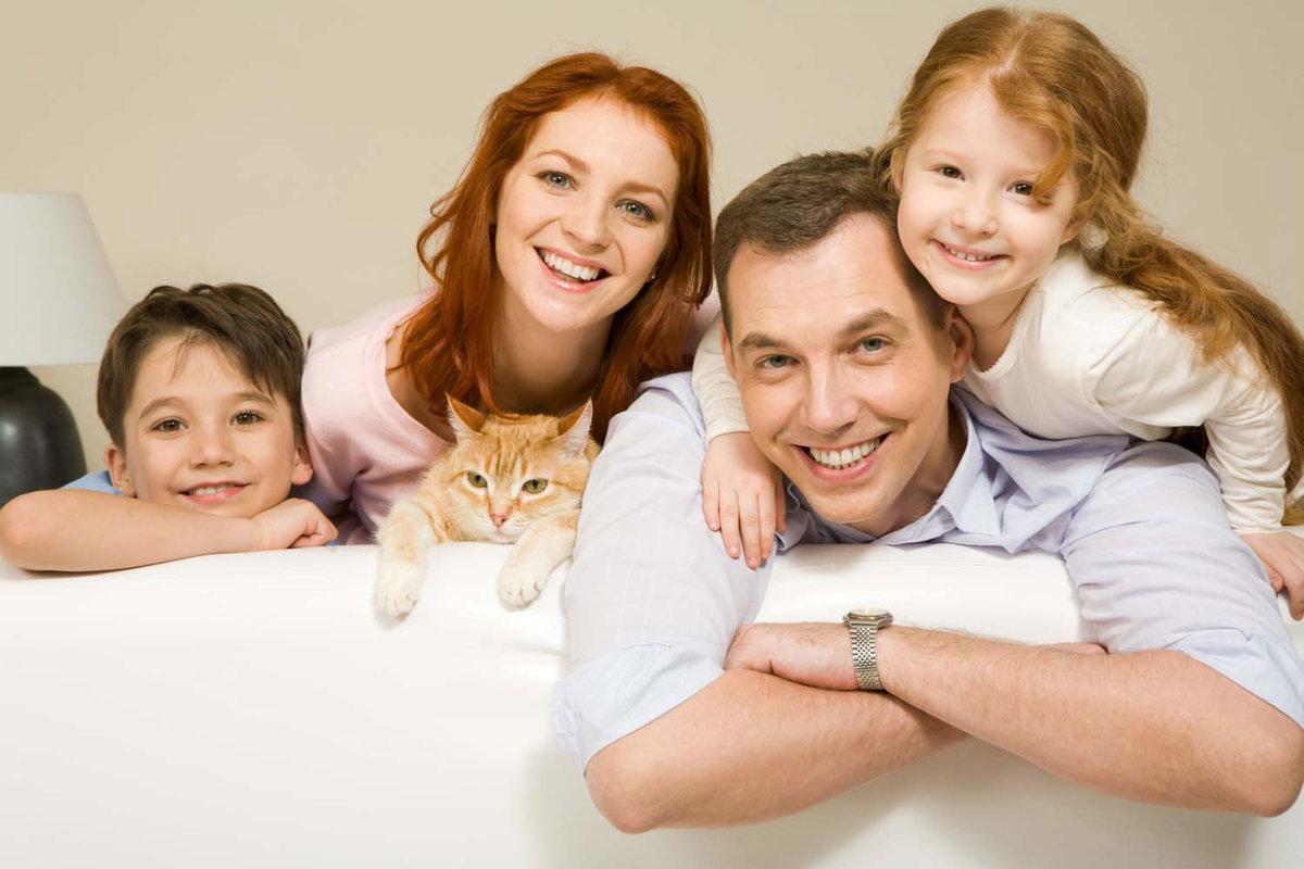 Картинки с семьей