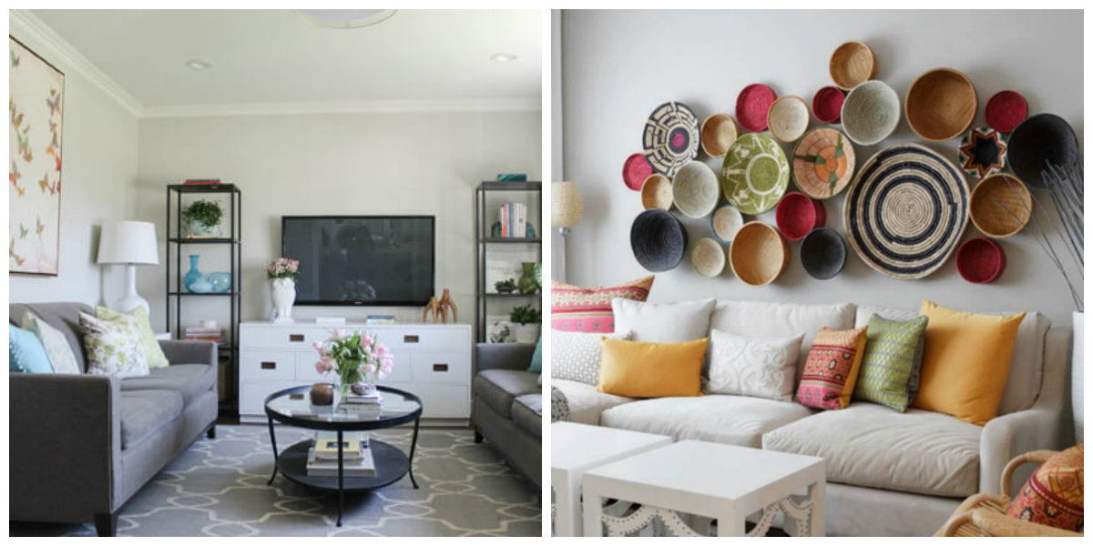 "50 Brilliant Living Room Decor Ideas In 2019: ""Designers Have Already Suggested Living Room Decor Ideas"
