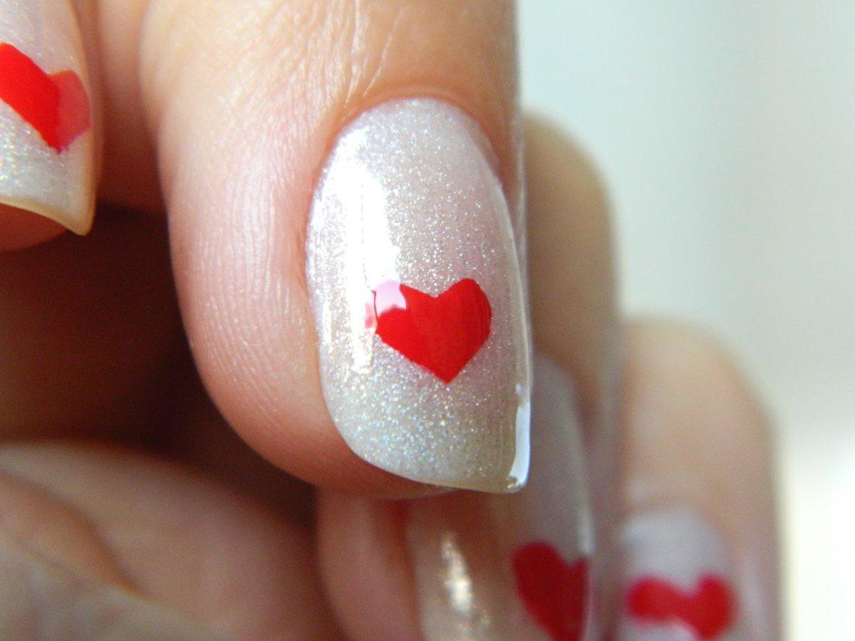 Дизайн ногтей тонкой лентой фото