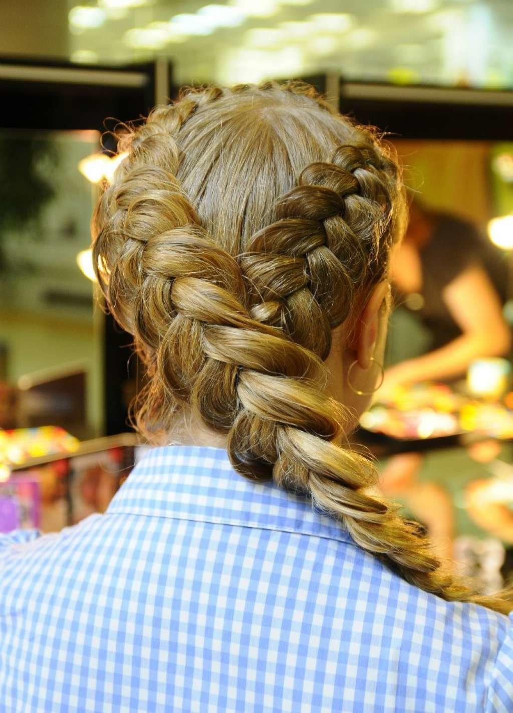 картинки косичек из волос того, вас