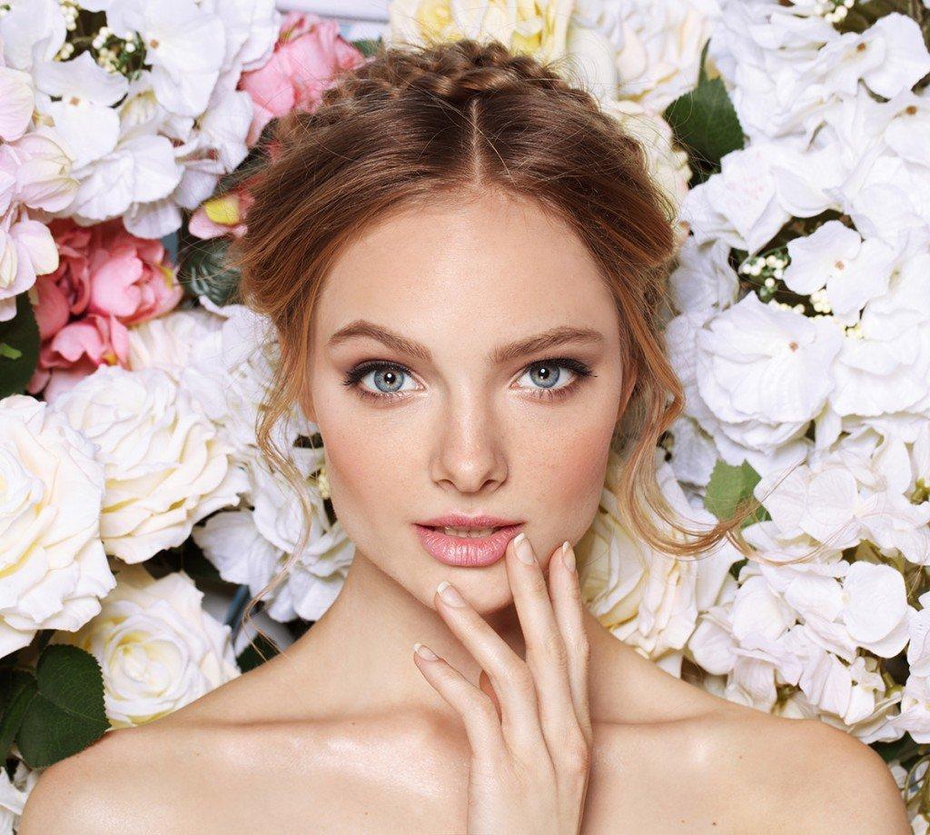 Романтический стиль макияж фото — photo 10