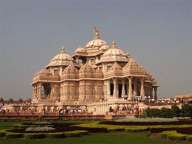 архитектура древней индии