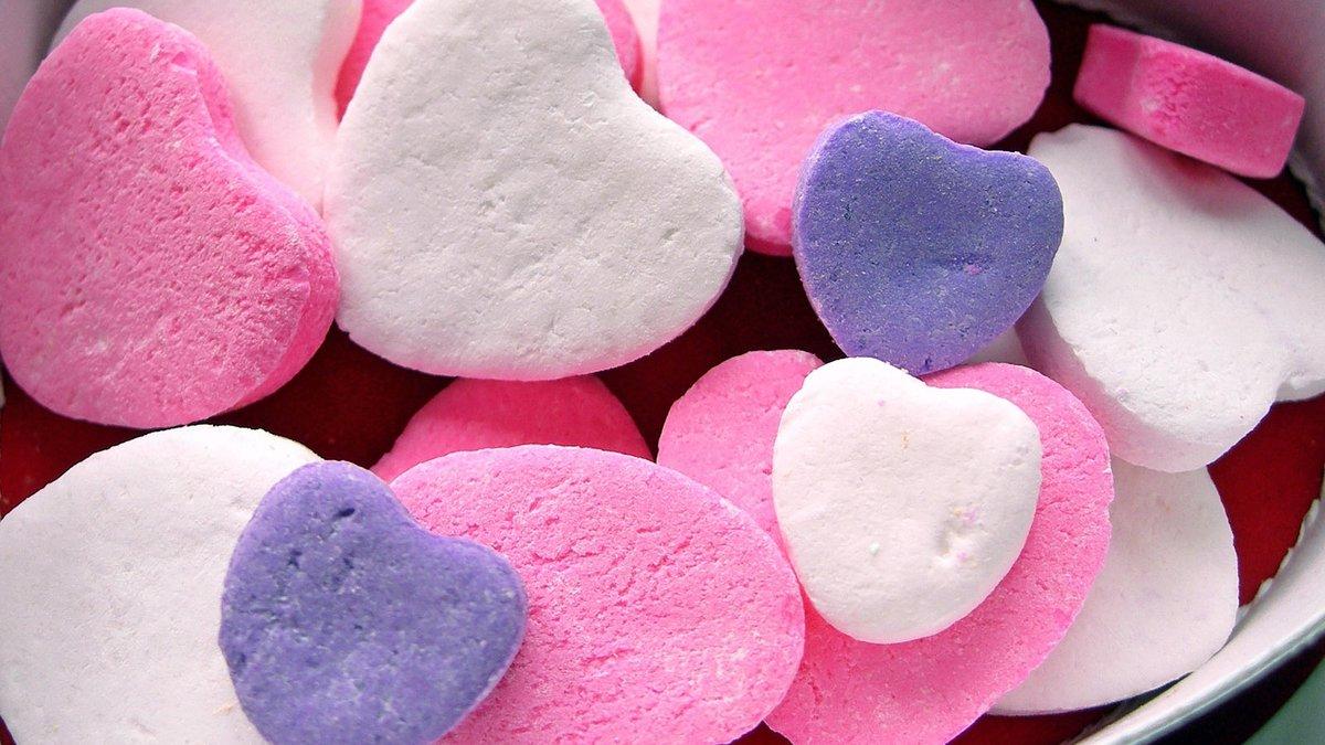 Красивые картинки с сердечками на рабочий стол